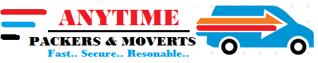 Anytime Packers & Movers